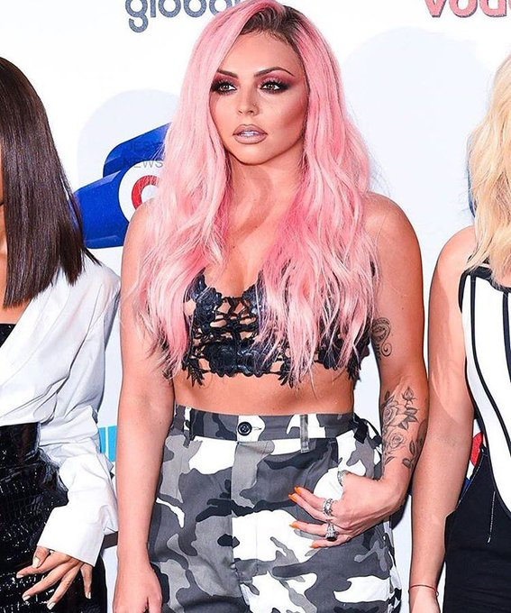 Happy Birthday to the ultimate queen and most badass babe that is miss Jesy Nelson!