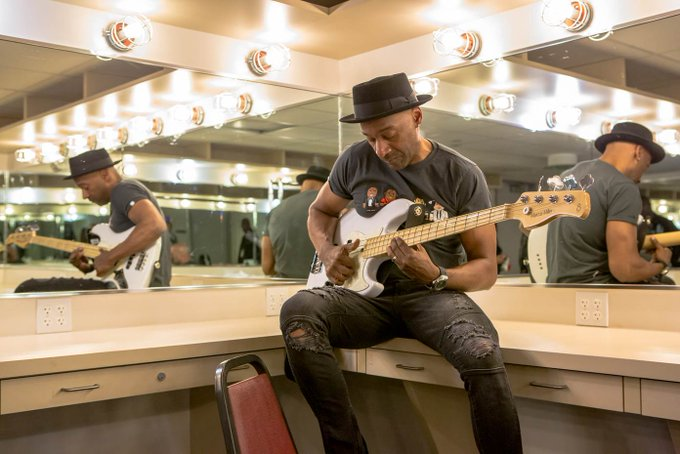 Happy Birthday to Dunlop Artist Marcus Miller, one of the most influential bassists of his generation.