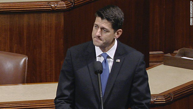 Paul Ryan gave a unifying speech on the baseball shooting | Analysis by @CillizzaCNN