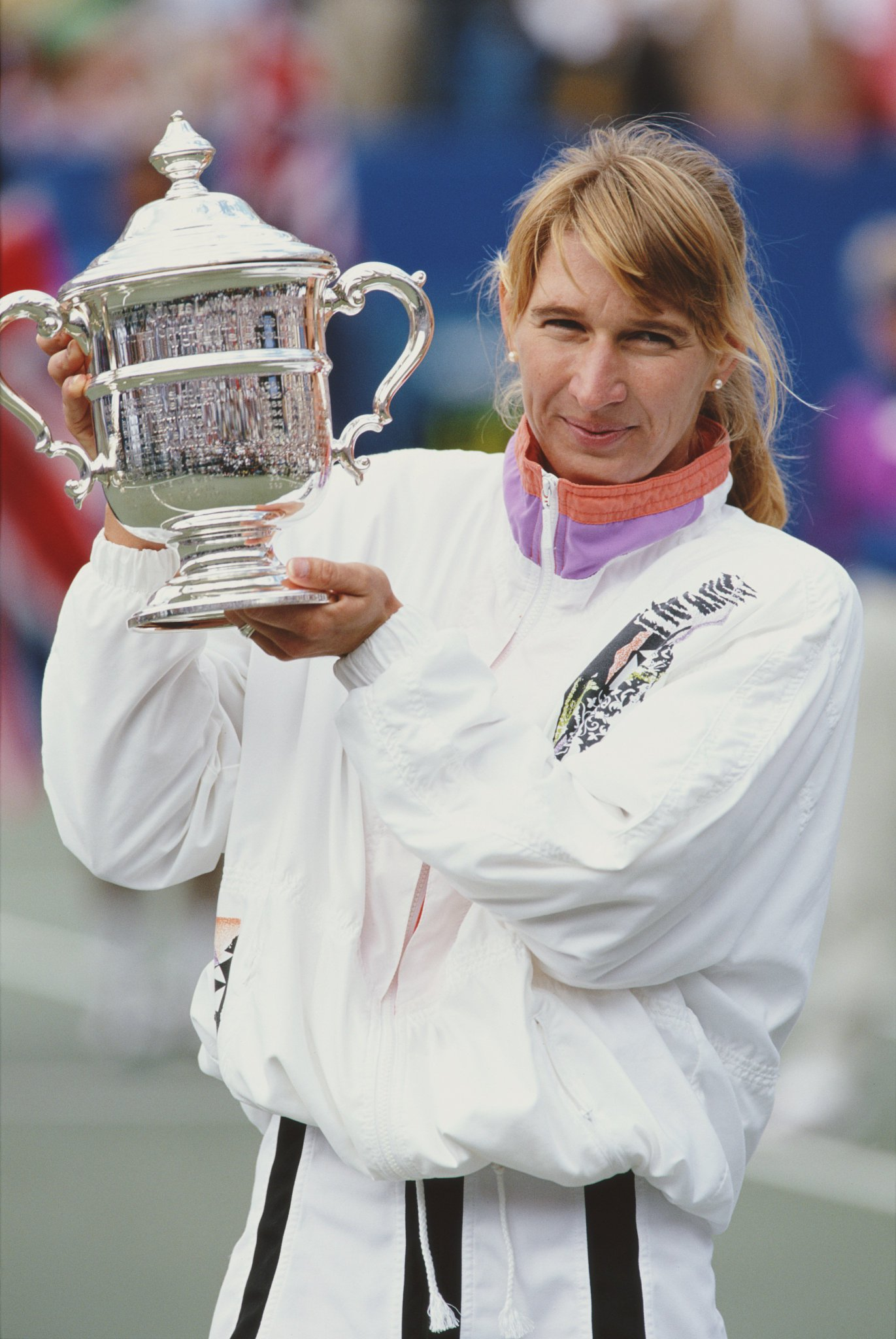 Happy 48th birthday, Steffi Graf!