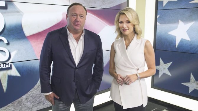 Why @nbc shouldn't air @megynkelly's interview with @RealAlexJones (Column)