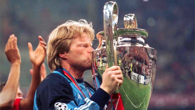 Happy 48th Birthday to Bayern legend Oliver Kahn!