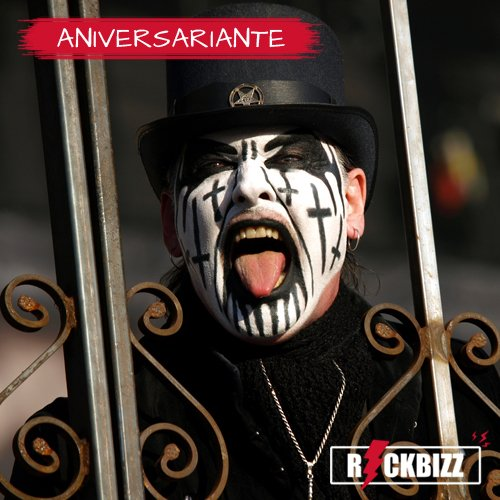 Happy Birthday, Kim Bendix Petersen (King Diamond)!