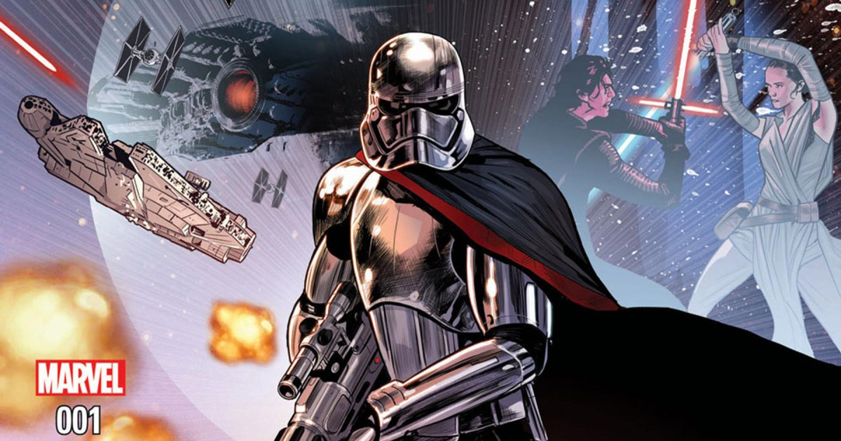 Get your first look at Marvel's CaptainPhasma comic book: