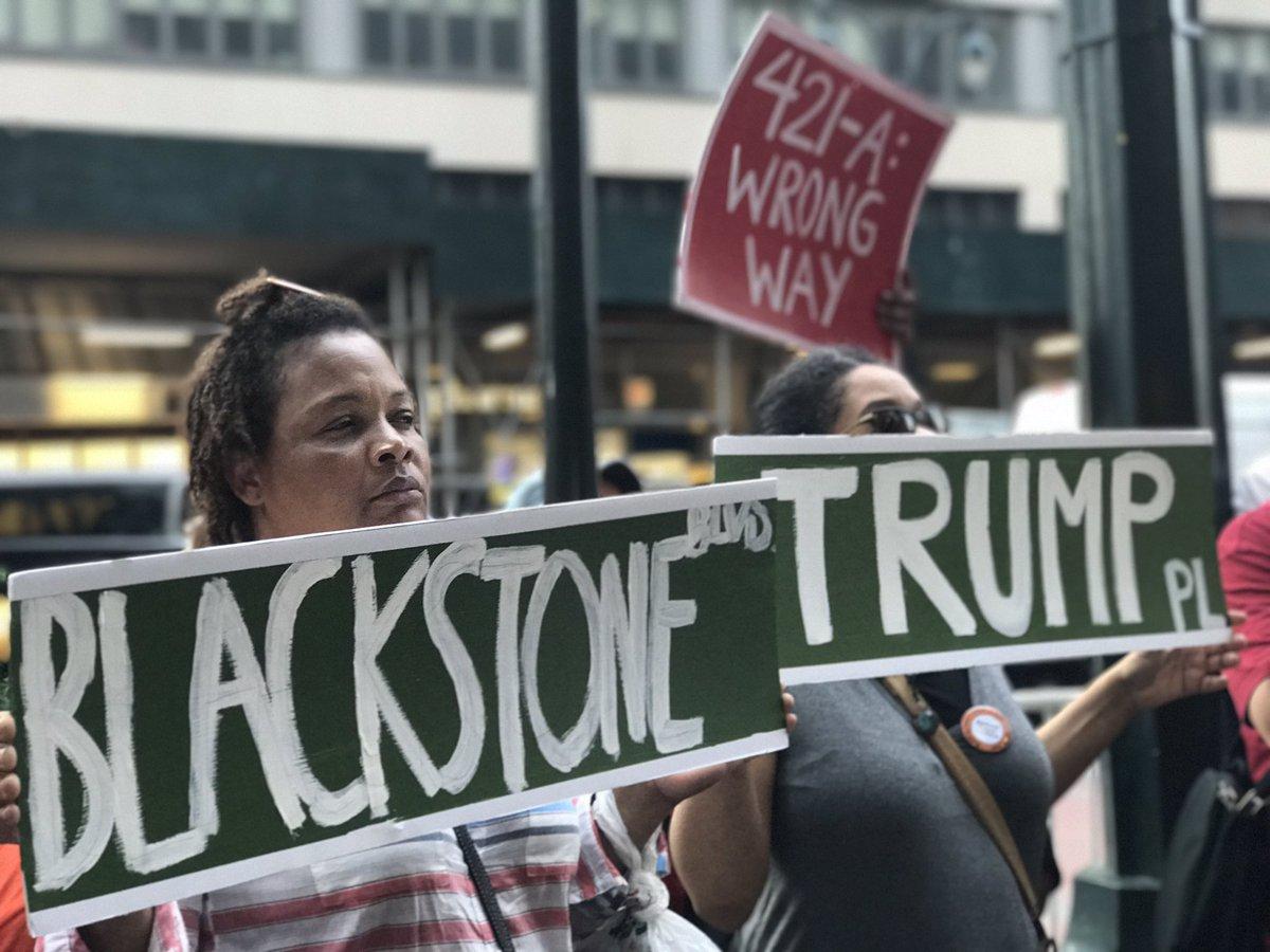 test Twitter Media - RT @nychange: Rights for tenants NOT developers like Blackstone & Trump #TenantsRising #Cuomoville https://t.co/T2fIk1HXPA