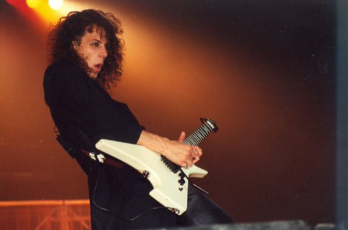 BraveWords666: Happy 54th Birthday to Chris DeGarmo of Queensrÿche. He now makes his living as a professional char