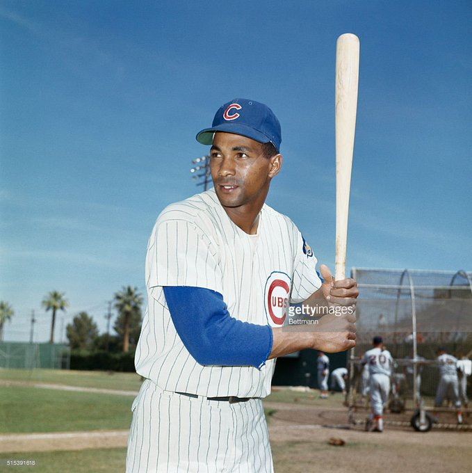 Happy Birthday to Billy Williams, who turns 79 today!