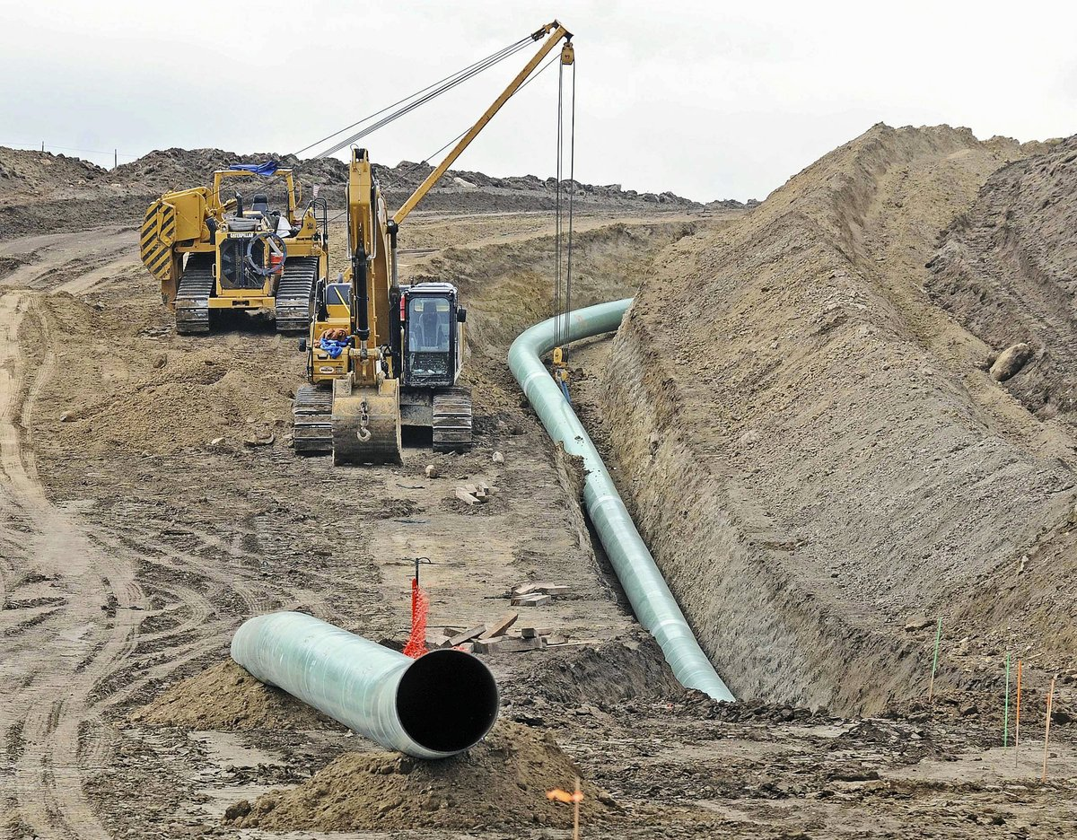 Federal judge orders environmental review of Dakota Access pipeline