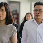 Couple who bullied old man at Toa Payoh hawker centre charged