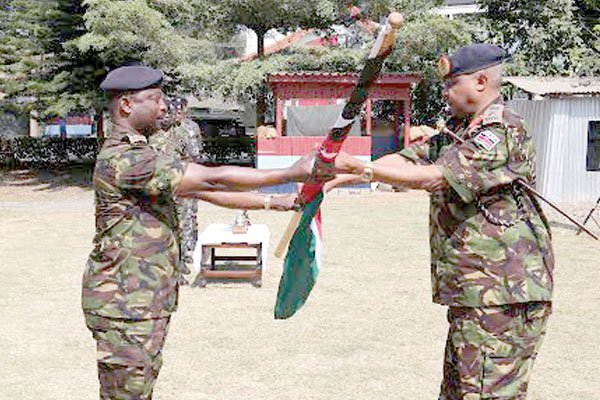 KDF officer murder suspects charged