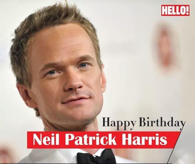 HELLO! wishes Neil Patrick Harris a very Happy Birthday