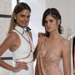 Indigenous teen model Venessa Harris meets fashion idols after beating cancer