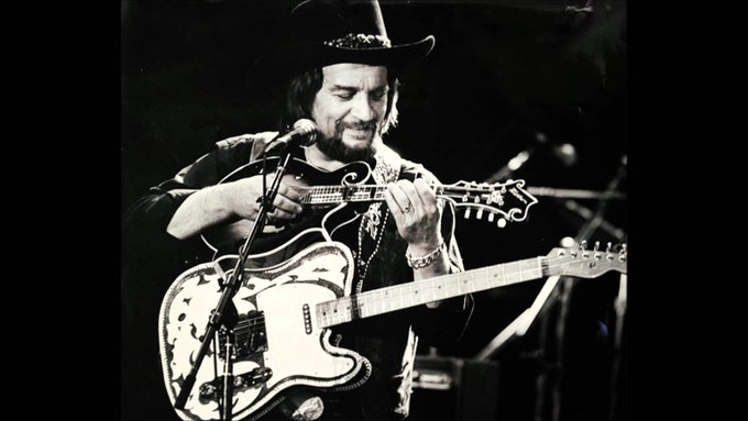 Happy Birthday to Waylon Jennings who would have turned 80 today!