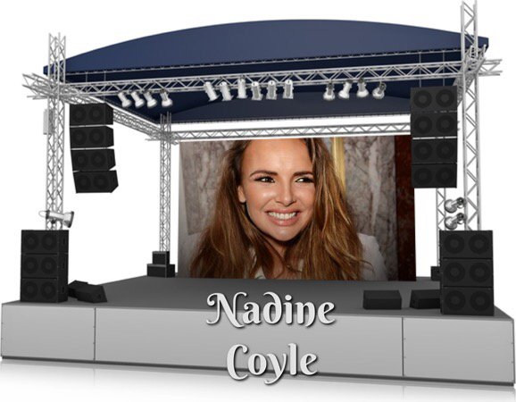 Happy Birthday Nadine Coyle, Katie Chapman, Gary Lightbody, Gavin Greenaway, Helen Hunt, Chris Morris & Alan Brazil
