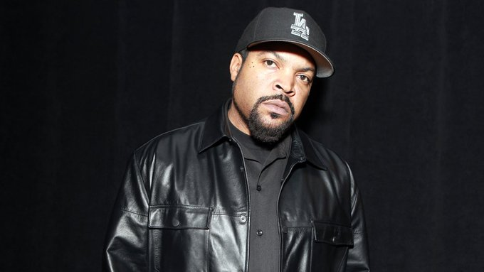 Happy birthday Ice Cube and congrats on your star on The Hollywood Walk of Fame..
