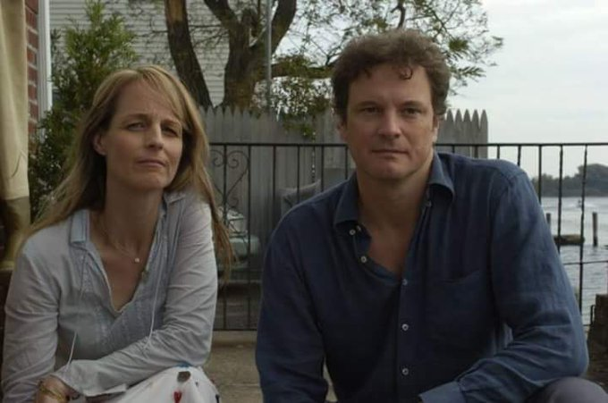 "COLIN FIRTH ADDICTED HAPPY BIRTHDAY, ""HELEN HUNT\"" ^^"