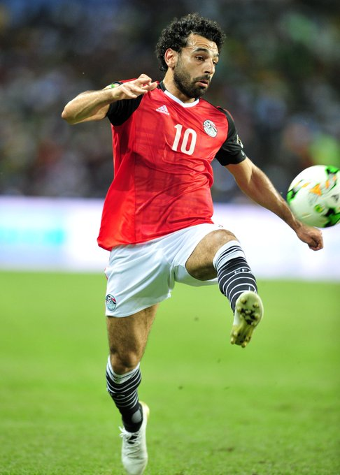 Happy 25th birthday to Egyptian star Mohamed Salah