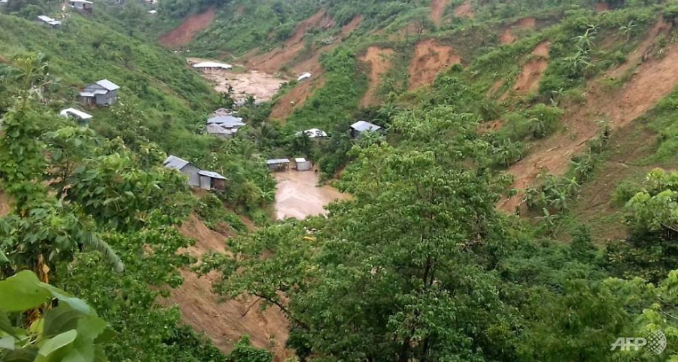 Bangladesh steps up search for landslide victims