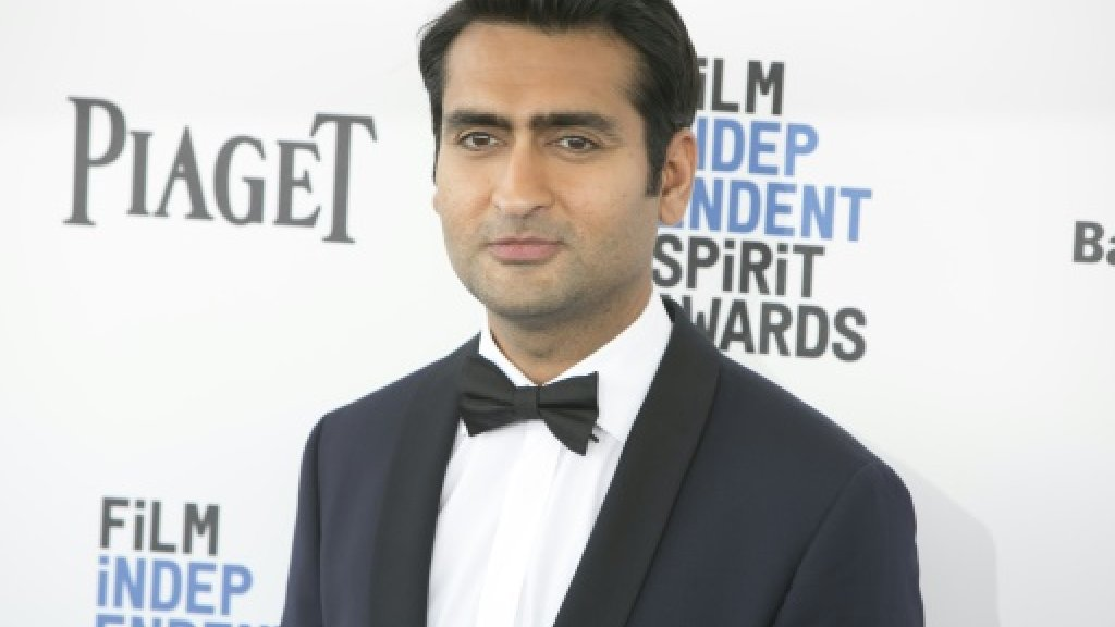 Pakistani-American makes Hollywood rom-com debut