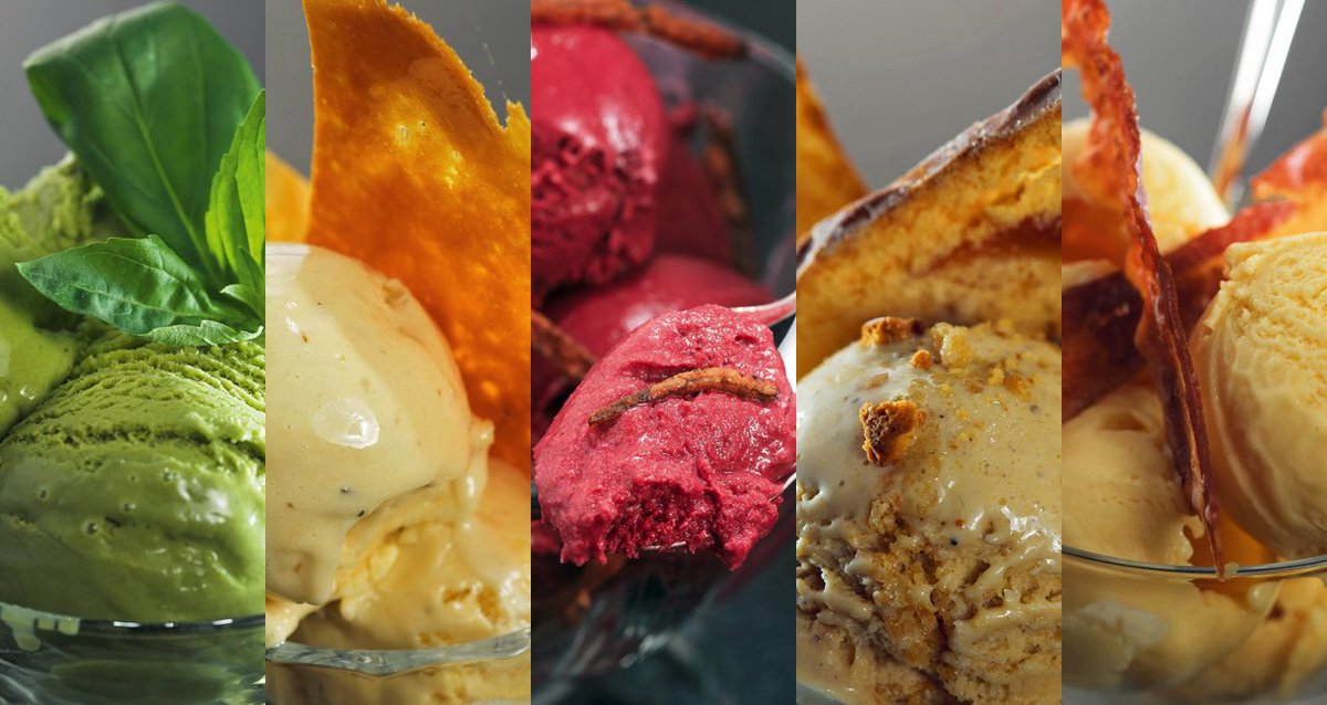 Мороженое в мороженице