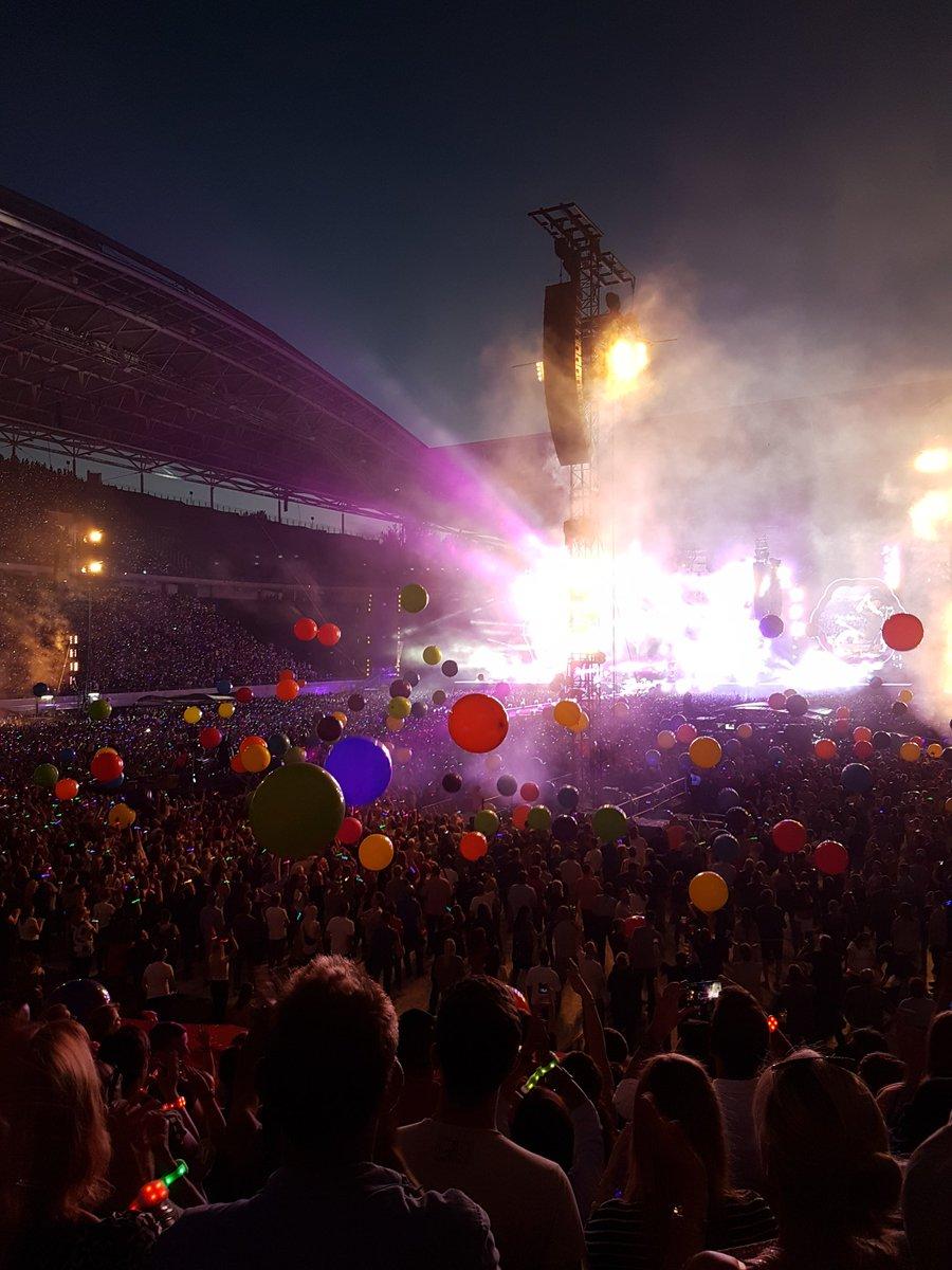 #ColdplayLeipzig