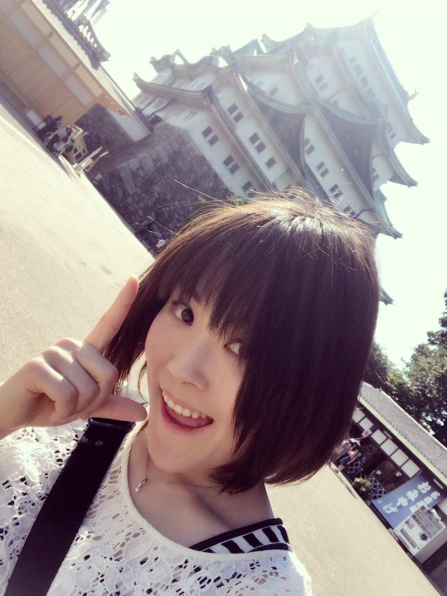 名古屋城❤️うん・・・歴史・・・勉強ちゃんとしておけば良かった(笑)信長協奏曲もう一回見ようかな(笑)少しずれてるってね