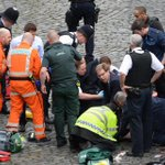 Westminster terror attack hero MP Tobias Ellwood is given his dream job of defence minister
