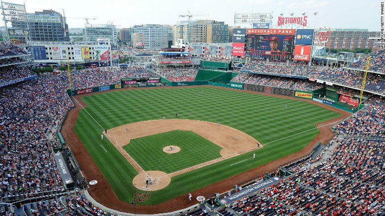 The US Congressional Baseball Game will go on as planned today at Nationals Park