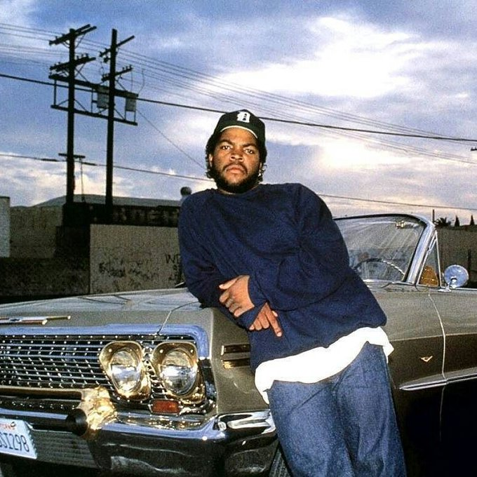 Happy 48th bday Ice Cube!