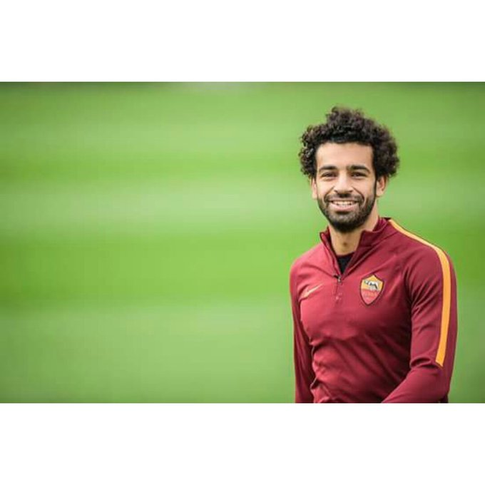 """ Happy Birthday Momo \"" \"" Mohamed Salah \"""