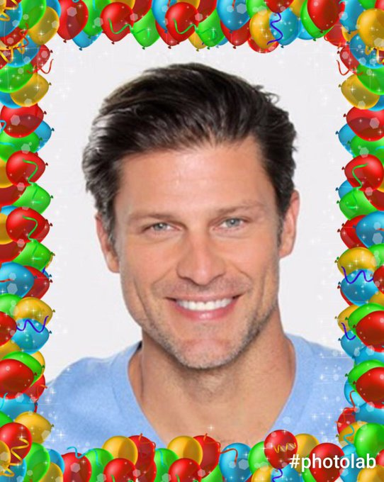 Happy Birthday to our talented and hunky today!