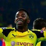Ousmane Dembele gets Man United fans very excited by 'liking' tweet confirming Victor Lindelof's Red Devils deal