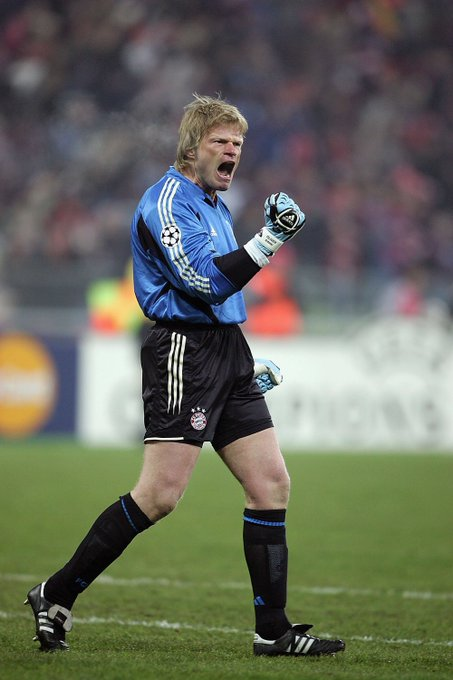 Bundesliga        Champions League UEFA Cup European Championship Happy Birthday, Oliver Kahn!