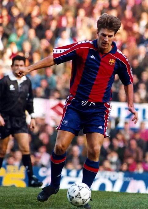 Happy Birthday to Michael Laudrup