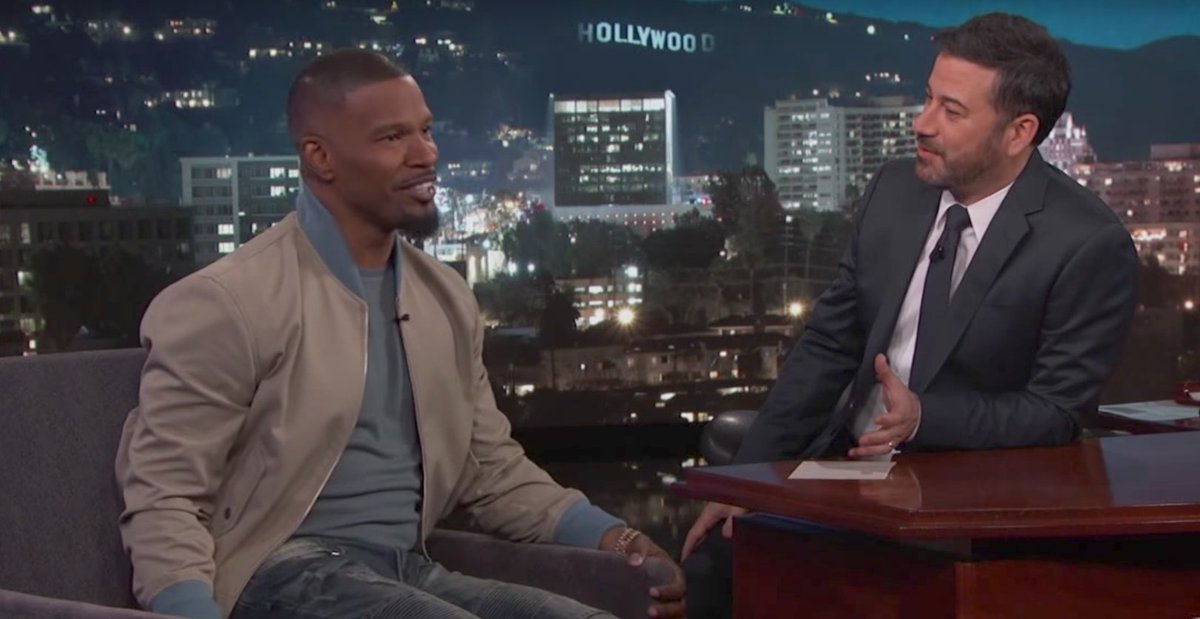 Jamie Foxx's 50th birthday party sounds a lot like Survivor: