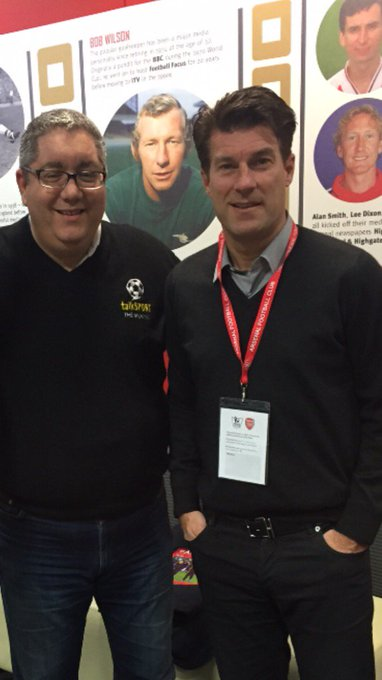 Happy Birthday Michael Laudrup have a great day my friend