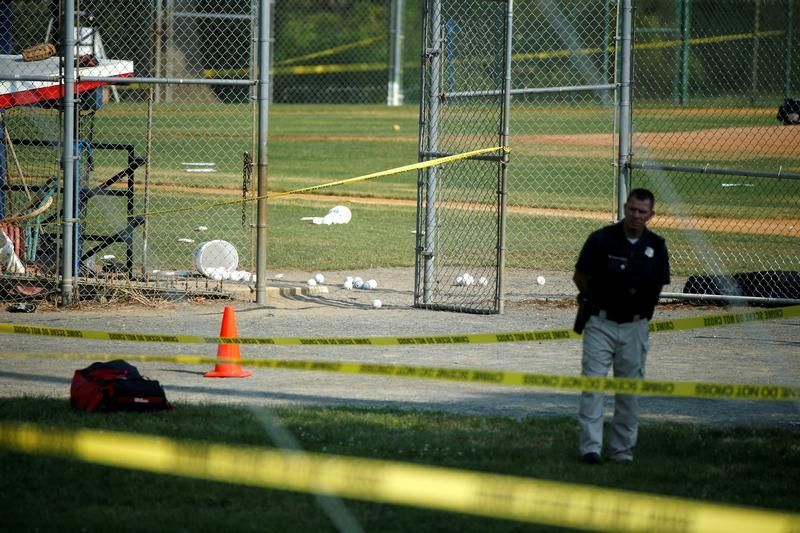 Scalise in critical condition after attack by gunman at baseball field: