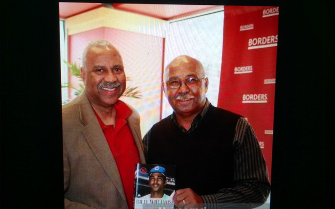 "Happy birthday to ""Sweet-Swinging\"" Billy Williams."