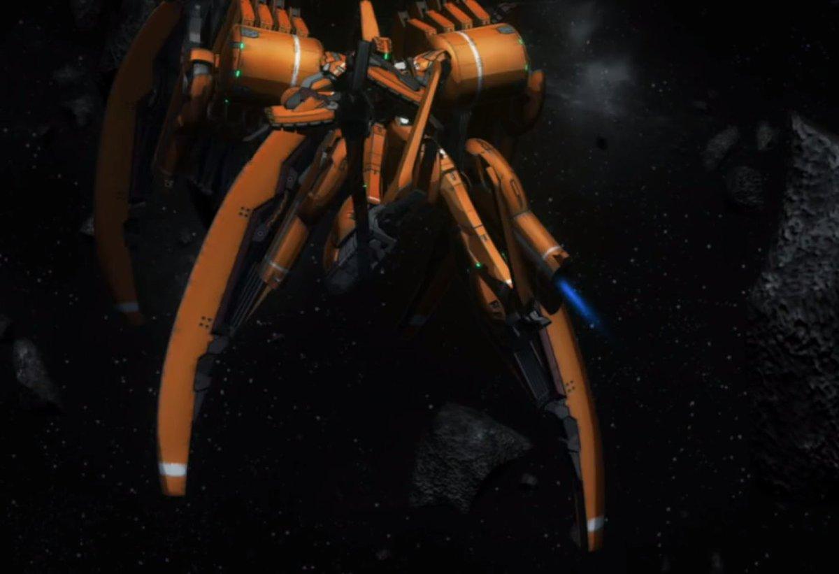 それでも少し趣味の話。アルドノア・ゼロのスレイプニール最終決戦仕様の再現プロジェクト。ソードの鞘とシールドユニットの装着