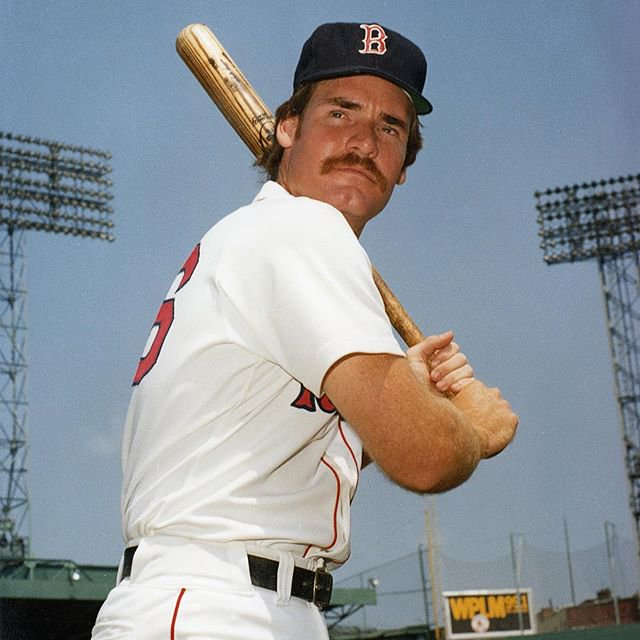 Happy birthday to Hall of Fame third baseman, Wade Boggs!