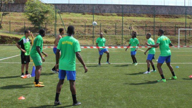 """ultime préparation des """"Yana Dòkò"""" avant la coupe de la Caraïbe - guyane 1ère"""
