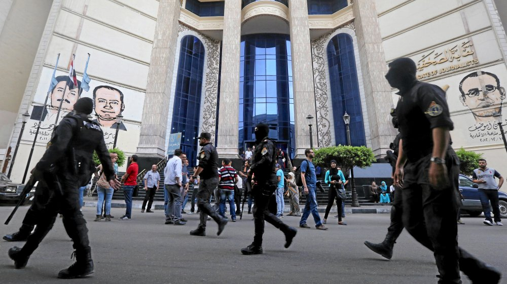 Blocking of websites in Egypt is part of a campaign to silence public dissent, analysts say