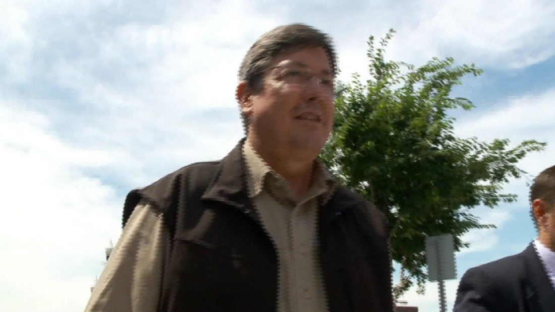 FBI arrests fugitive polygamist Mormon sect leader Lyle Jeffs after almost a year on the lam