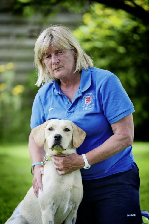Family of poisoned dogs to claim against airport « Guernsey Press