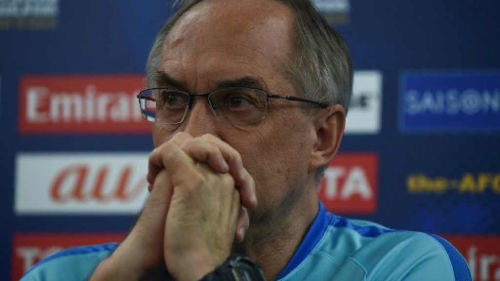 South Korea axe coach Stielike after Qatar shock