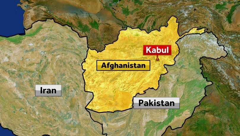 Suicide bomber strikes near Shiite mosque in Kabul, 1 dead