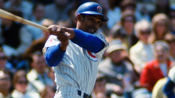 Happy 79th birthday to HOF legend, Sweet Swinging Billy Williams!