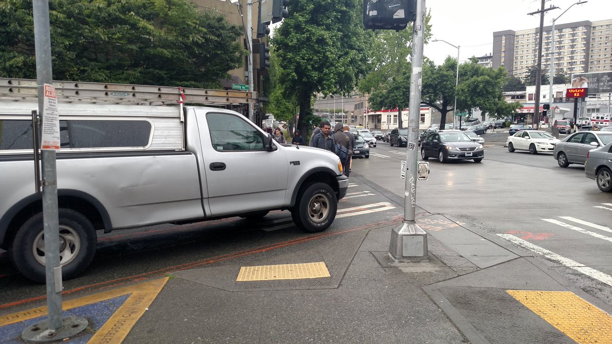test Twitter Media - Denny and Stewart, Seattle's worst intersection, is a place where crosswalks don't matter. https://t.co/HrbvmPpQ7C