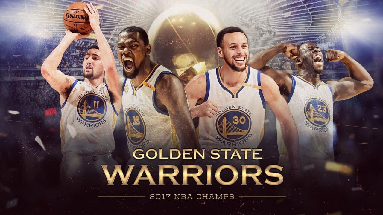 Stay tuned for the 2017 @warriors Championship Parade & Celebration LIVE on @NBATV @NBAcom & NBA app at 1pm/et! https://t.co/70jUKBexIY