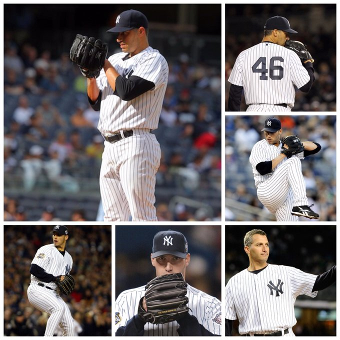 Happy birthday to the great Andy Pettitte